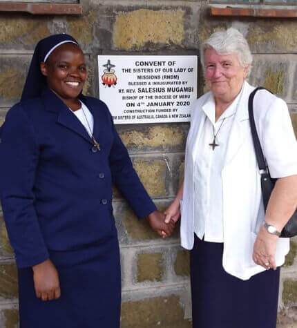 My Mission Experience by Sister Mary McInerney