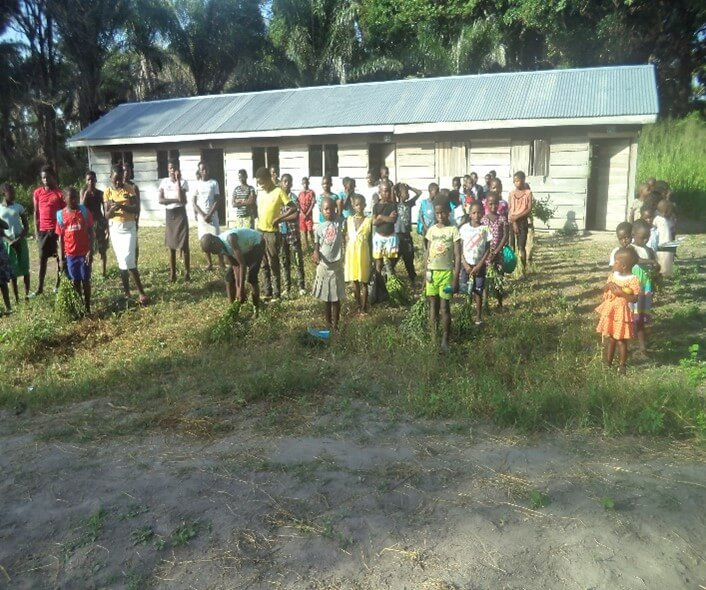 Ndoromo School South Sudan re-opens thanks to Australian Sisters of Our Lady of the Missions and their partners in mission