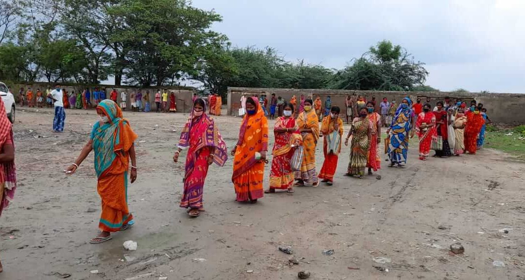 Sisters of Our Lady of the Missions Australian Province and Partners donate vital funds for COVID-19 relief in India