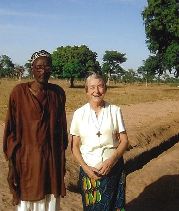 My Mission Story by Sister Margaret Spain RNDM